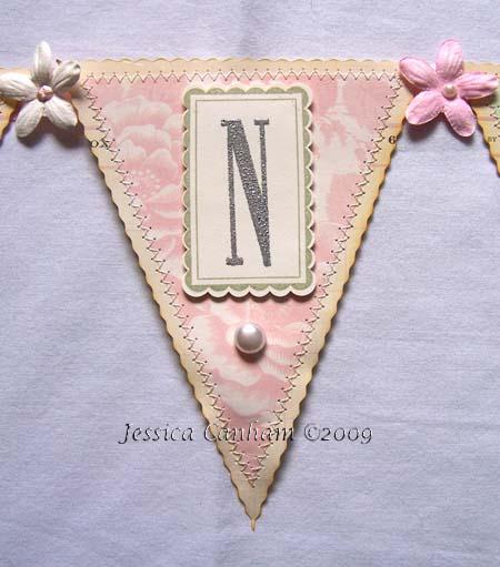 N for spring banner blog