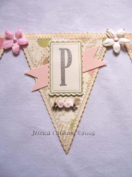 P for Spring banner blog