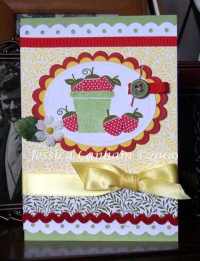 Strawberry Bucket blog