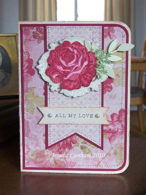 Glittered Rose blog