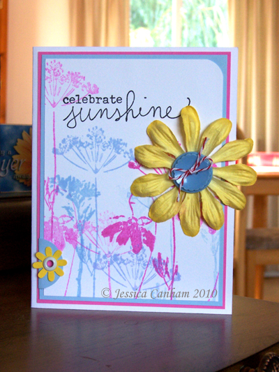 Celebrate sunshine blog