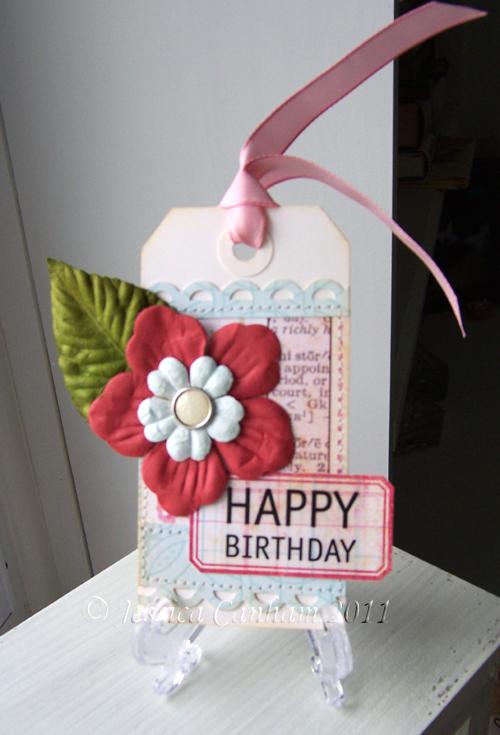 Happy Birthday Tag blog